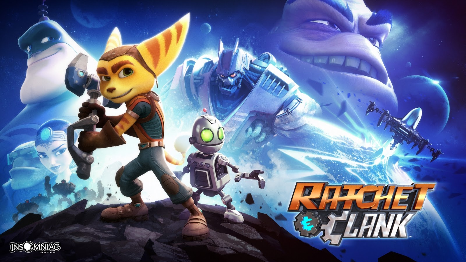 U Ratchet Video Ratchet & Clank (P...