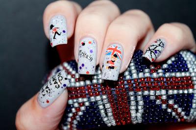 London // UK Nail Art