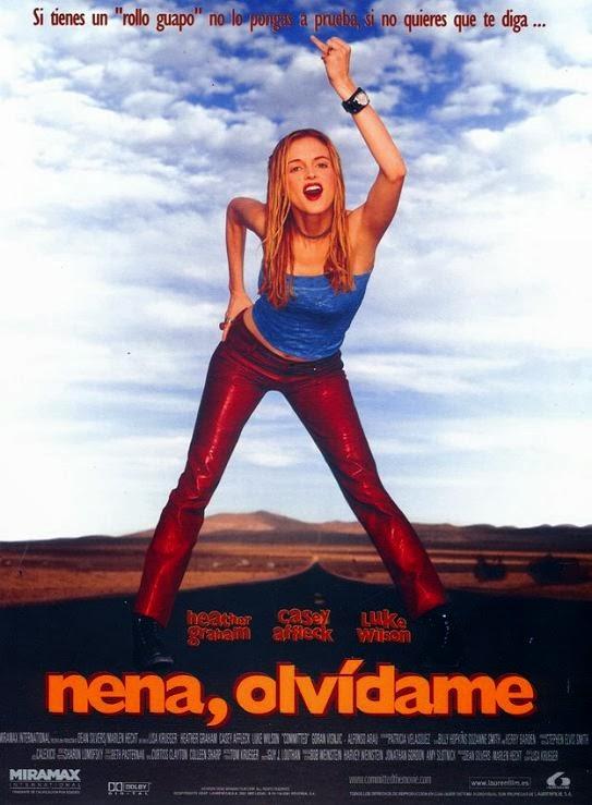 Nena Olvidame – DVDRIP LATINO