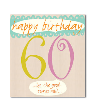 age 60 birthday age cards liz and pip ltd