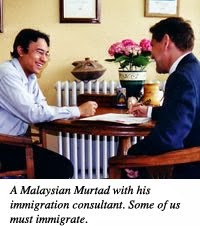 A Murtad, Malay Muslim Apostate