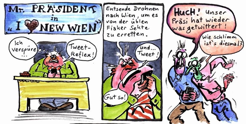 MirRoy - Comiczeichner, Comic Strips und Cartoons