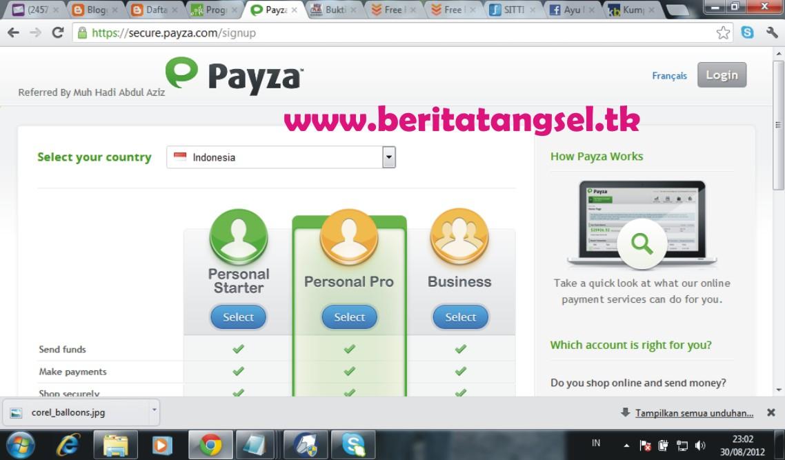 Opsi pembayaran online selain paypal