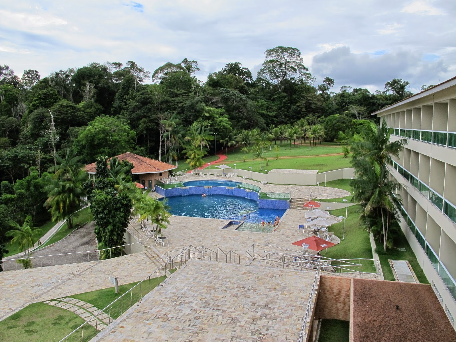 Amazônia Golf Resort 2014