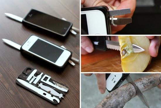 чехол-мультитул для айфона