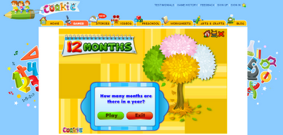 http://www.cookie.com/kids/games/12-months.html