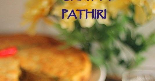 My Singapore Kitchen Chatty Pathiri With Stepwsie Photos