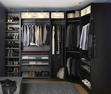 Сборка гардероба Пакс