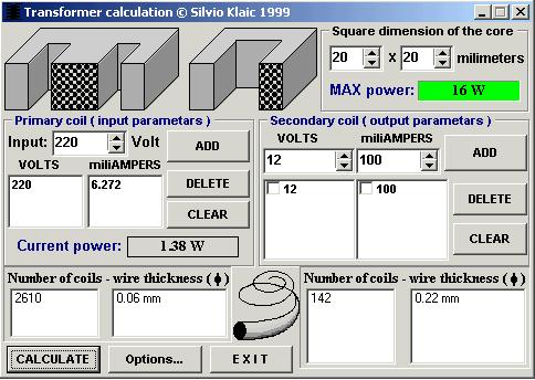 Kalkulator Transformator Trafo Posting Gue