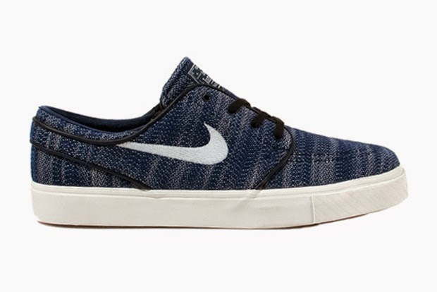 a6616fc50963 Nike SB has got a new version of Stefan Janoski s signature Nike SB Zoom  Janoski reaching stores now. This colorway features an obsidian and ivory  woven ...