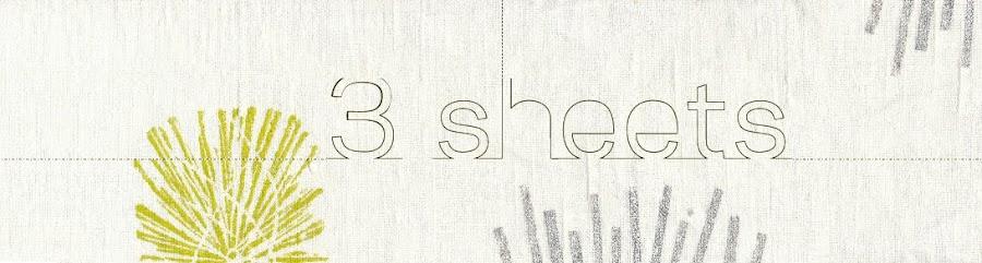 3 Sheets