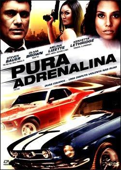 Capa - Pura Adrenalina