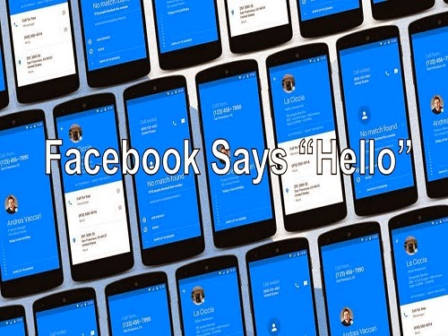 Hello Facebook for Android [Hello – Caller ID & Blocking]