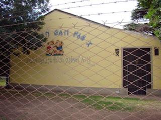 Jardin San Pio X