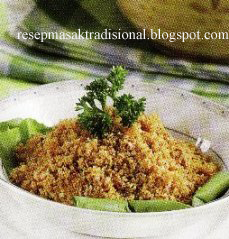 Resep Cara Membuat Poyah Rebon (Betawi)