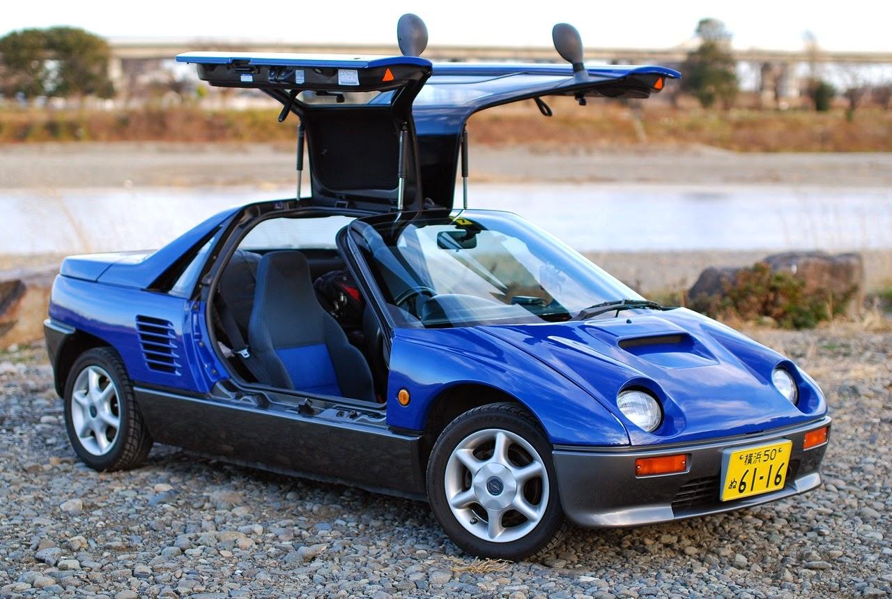 不朽の名車 AZ-1 - t-reiz.com