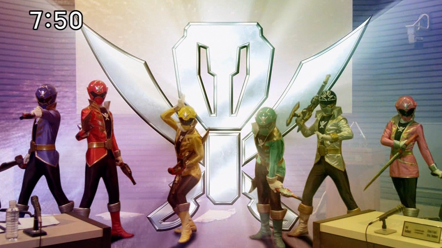 kamen sentai  gokaiger episode 27 review  a new gokai change