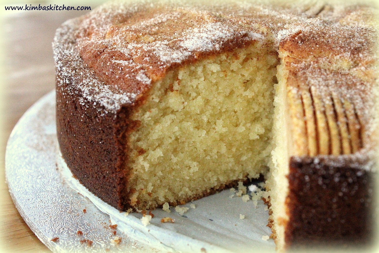 Simple Apple Cake Recipe. A couple of weeks ago, I have over..