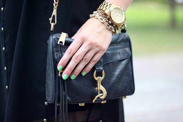 OPI neon you are so outta lime