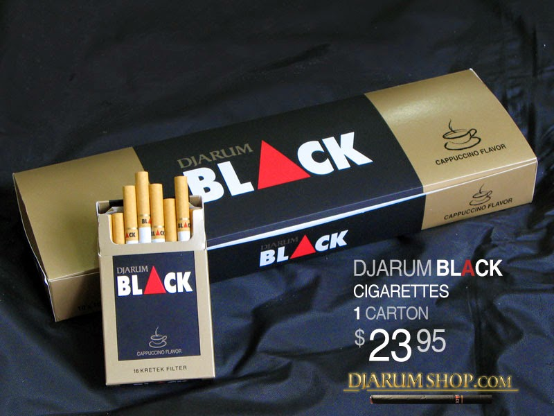 Black Russian cigarettes President UK