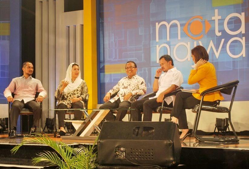 Cara Daftar dan Jadwal Mata Najwa On Stage 2015