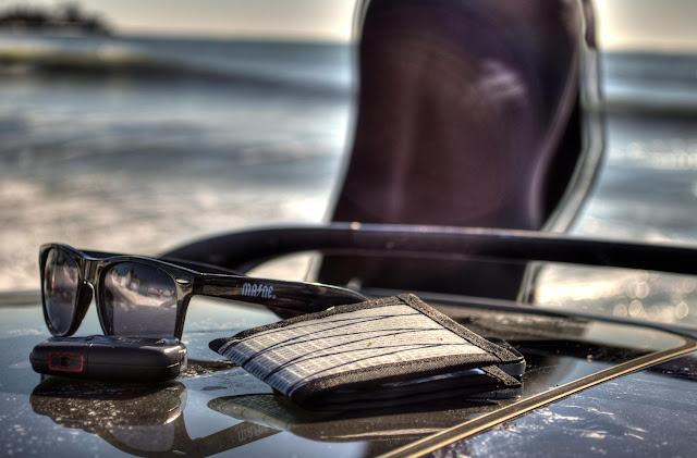 cartera flowfold resistente ligera blanca duradera tela vela barco recuperada