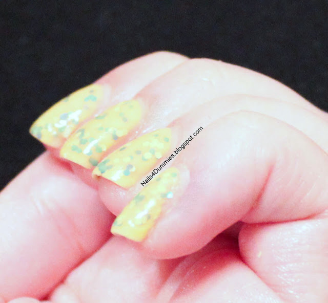 Yellow Jelly Sandwich - Nails4Dummies