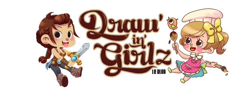 Draw'In'Girl