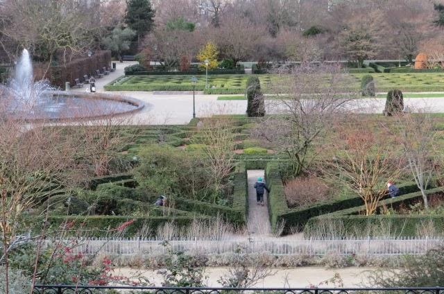 parc botaniques Bruxelles