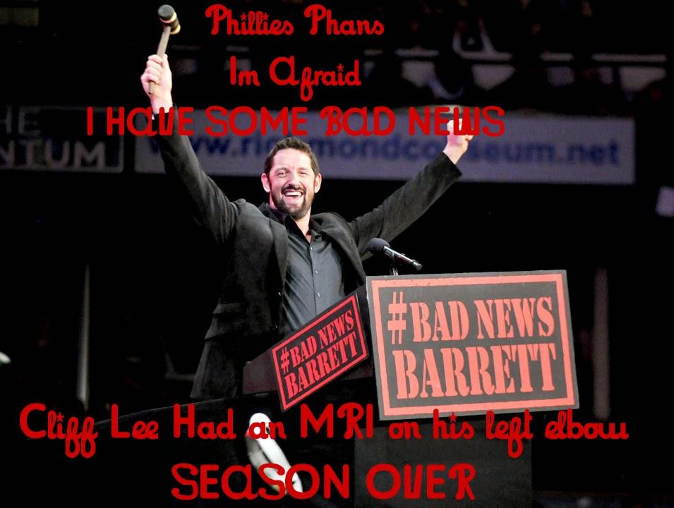 Bad+News+Barrett phillies memes bad news barrett has some news for phillies phans