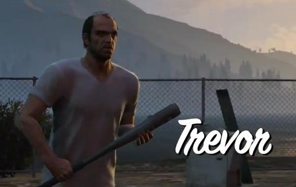 GTA V Trevor