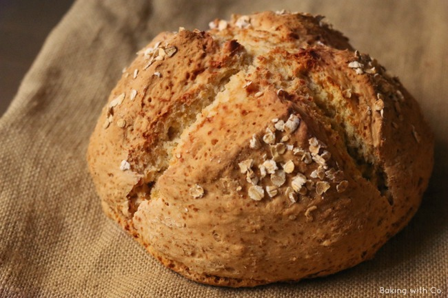 receta soda bread