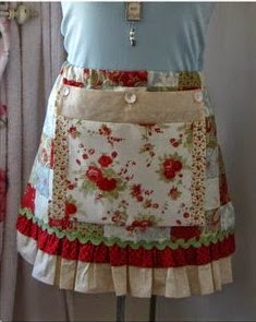 Piece Of Cake Apron