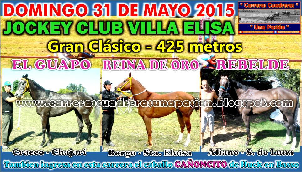 VILLA ELISA - CLASICO 425