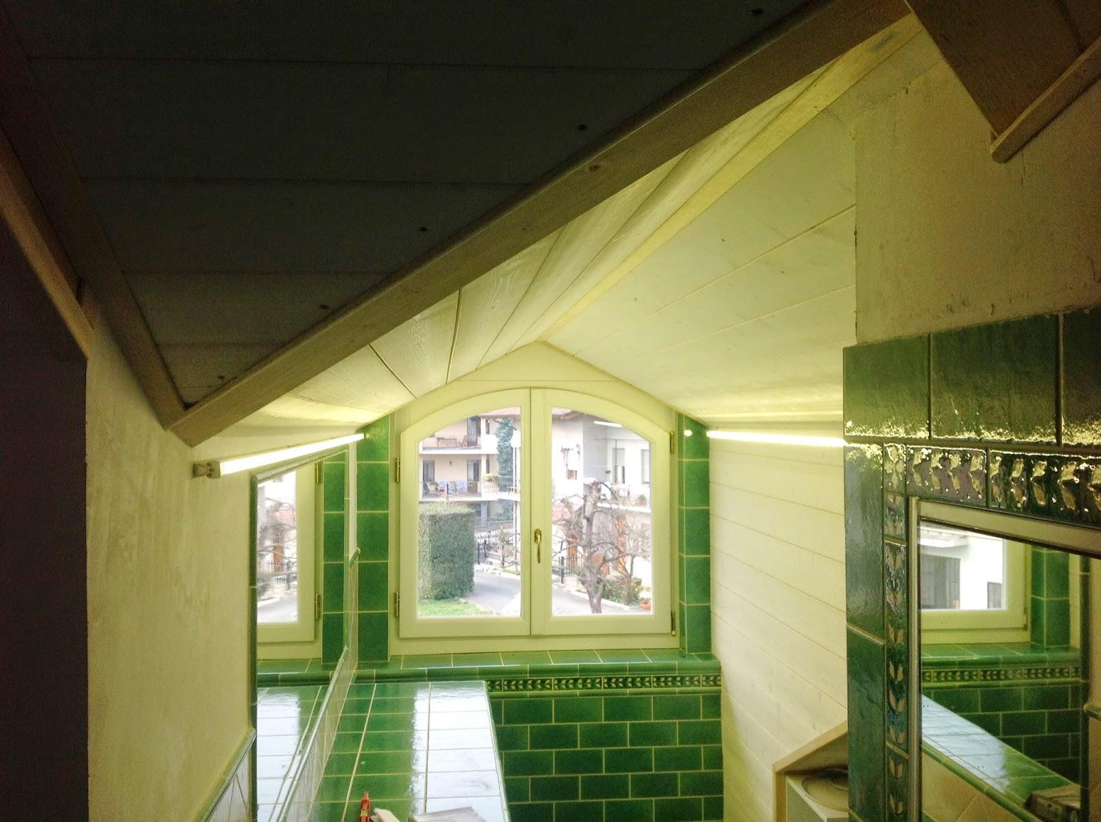 Illuminazione Soggiorno Con Travi A Vista ~ Idee per il design della casa