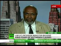 Abayomi Azikiwe, PANW Editor, On RT Satellite Television