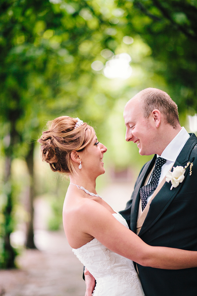 Gorgeous Thornton Manor wedding photo by STUDIO 1208