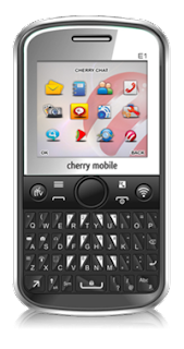 Cherry Mobile E1 Qwerty TV With Wifi