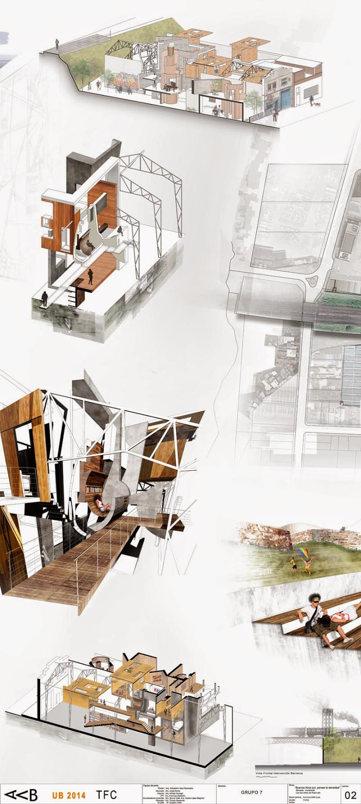 Avb blog taller de arquitectura buenos aires for Laminas arquitectura