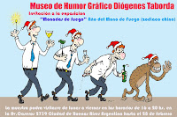 """""""Monadas de Fuego"""" - Museo de Humor Grafico Diogenes Taborda - Argentina (2016)"""