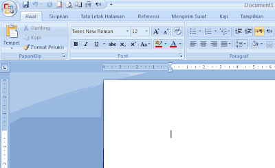 ms word, excel berbahasa indonesia