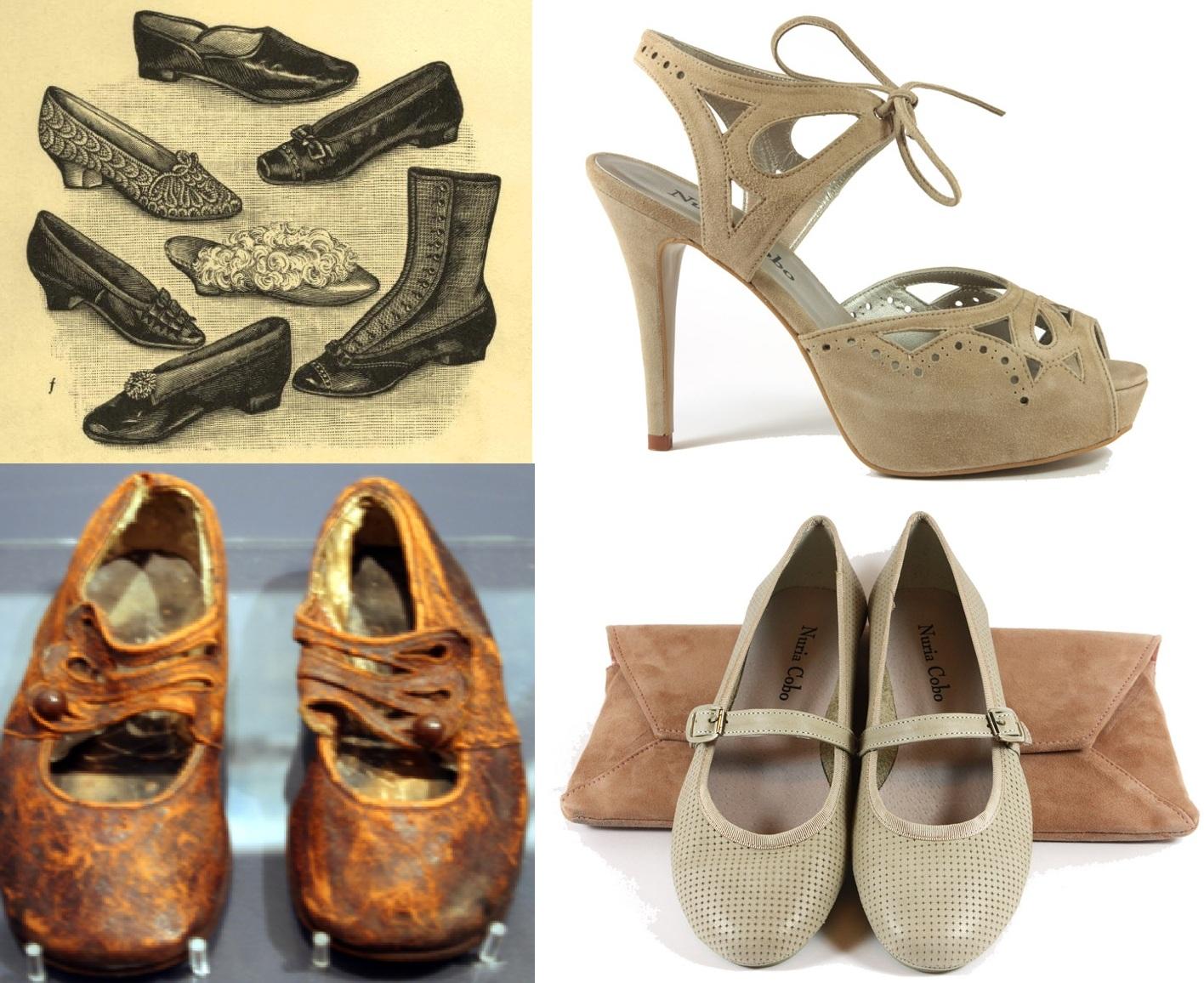 Geppe kadoc - Restos de zapatos ...