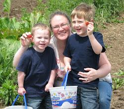 Hugh, Owen, and Me!