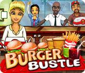 เกมส์ Burger Bustle