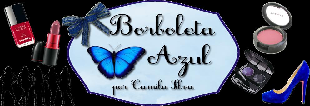 Borbeleta Azul