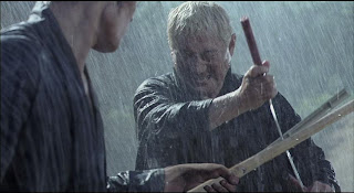 'Beat' Takeshi or Takeshi Kitano as Zatoichi