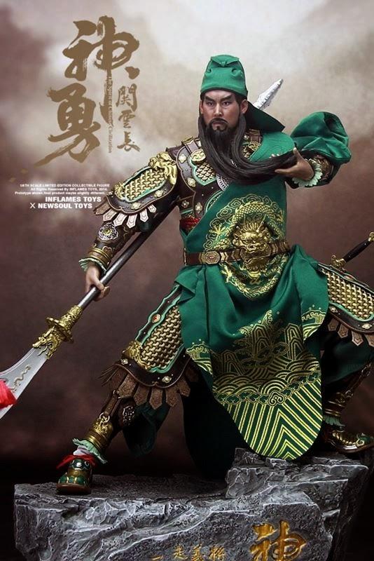 กวนอู: จิตวิญญาณของอารยธรรมจีน