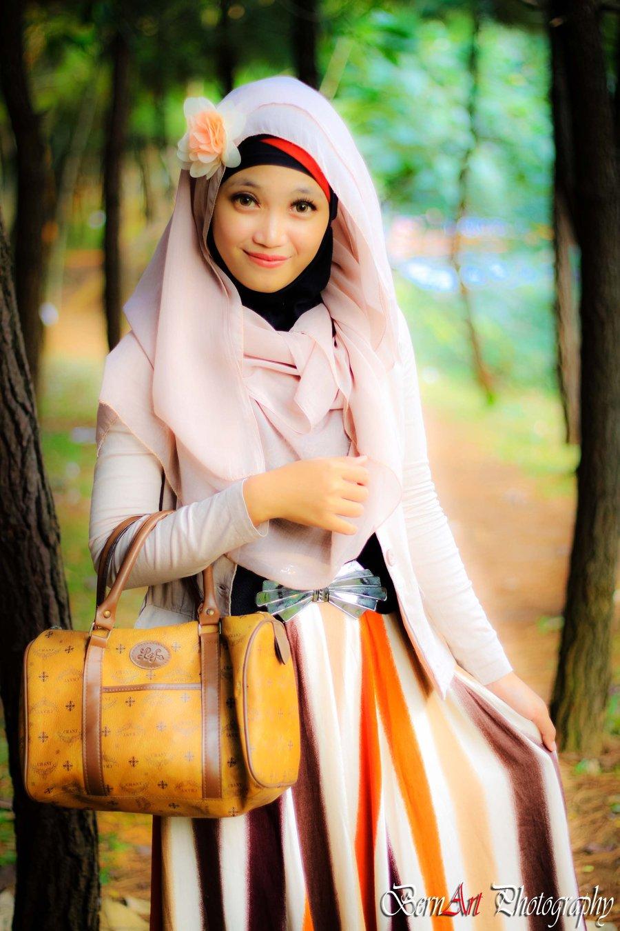 Gambar betul (Hijab) akak ambil di google