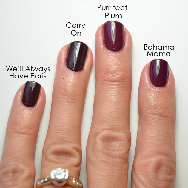 Go Polished: My #7 Favorite Fall Polish for 2015...
