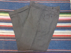 40's STIFEL BIG MAC WORK PANTS